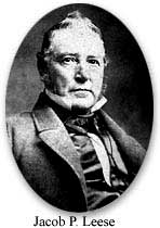 Photograph of Jacob Leese