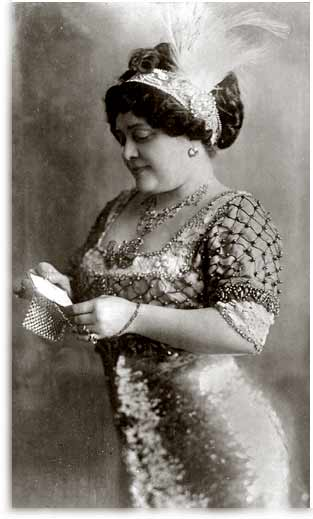 Photo of Luisa Tettrazzini