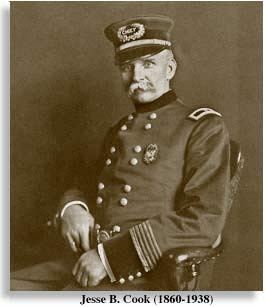 Police Chief Jesse B. Cook