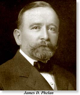 Photograph of James D. Phelan